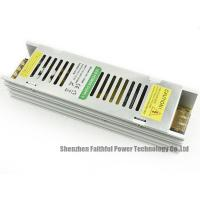 Wholesale Narrow Slim LED Light Power Supply 12v 150w With CE / ROHS Certificate from china suppliers