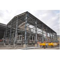Wholesale Environmental Industrial Steel Building For Warehouse , Roof & Wall from china suppliers
