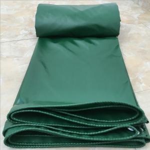 China Waterproof / UV Protected PVC Tarpaulin Fabric PVC Laminated Tarpaulin For Truck Cover on sale