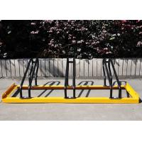 Wholesale Heavy Duty Steel Tubing Floor 3 Vehicle / Bicycle Display Stand from china suppliers