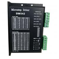 Quality 57 / 60 / 86mm CNC Stepper Motor Driver Kit Digital Stepper Controller DM542 for sale