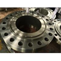 Buy cheap Steel Flange, Compact Flanges, 1/2Inch - 48Inch ,And 150# To 2500# With A182 / F51 / Inconel 625. from wholesalers