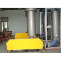Quality Low Noise Three Lobe Roots Blower , Water Treatment Plant Positive Displacement Blower for sale
