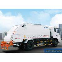 Wholesale Self Compress Special Purpose Vehicles Rear Loader Garbage Truck from china suppliers
