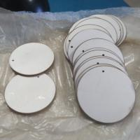 Wholesale High Corrosion Resistant Ultrasound Piezoelectric Ceramic Discs For Medical Care from china suppliers