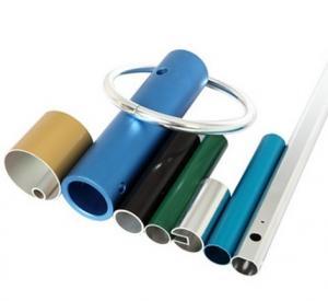 China Powder Coated Anodized Aluminum Tube on sale