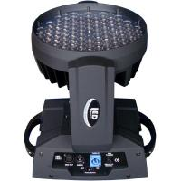 Wholesale 108 x 3W RGBW LED Moving Head Light Professional LED Stage Lighting for Nightclub from china suppliers