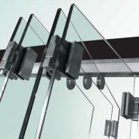 Wholesale Folding Door System, Made of SUS 304 Stainless Steel with Satin or Polished Finish from china suppliers