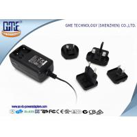 Wholesale Interchangeable Wall Mounted 24W AC DC Power Adapter With Light from china suppliers