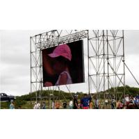 Wholesale High Definition P6 Rental LED Displays / Full Color outdoor led panel Advertising from china suppliers