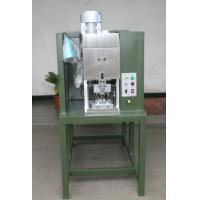 Wholesale Holland 3 Pin Plug Insert Semi Automatic Crimping Machine / Terminal Crimping Machine from china suppliers