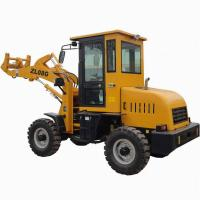 Wholesale 0.8T compact loader ZL08G from china suppliers