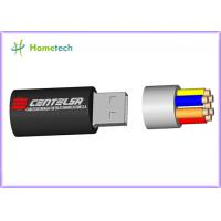 Wholesale Cartoon USB Flash Drive / 3D Cable Cartoon USB Flash Drive for full capacity , cheaper price from china suppliers