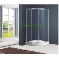 Shower room aluminum frame bathroom sliding door bathroom for Room door frame