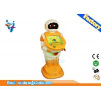 Wholesale Arcade children robot pinball game machine shooting zombie pinball game machine from china suppliers