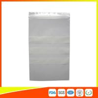 Wholesale Reclosable Clear Industrial Ziplock Bags For Earrings Jewelry With Write On Panel from china suppliers