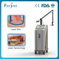 Wholesale RF pipe fractional co2 laser machine scar removal ultra pulse in-vasive treatment from china suppliers