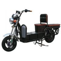 Quality 72V Adult Electric Bike Black Battery Powered Bicycles With Electric Motor for sale