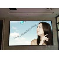Wholesale 4Mm Hd Indoor Full Color Led Display , Led Video Panels With Meanwell Power Source from china suppliers