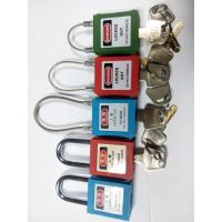 Wholesale Security Device NON-conductive Safety Padlock from china suppliers