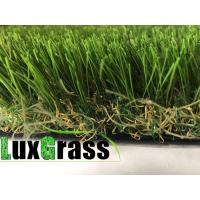 Wholesale Holland  Thilon Garden Landscape  Artificial Grass Plastic extruding fate grass from china suppliers