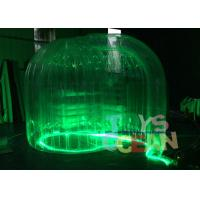 Wholesale Colorful Clear Transparent LED Advertising Inflatables Photo Booth Tent from china suppliers