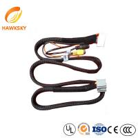 Car Audio Wiring Harness Manufacturers In China : China rca wire harness car audio cable connector dc power