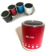 Wholesale Aluminium Alloy Mini Speaker Support OEM (MD-Y26) from china suppliers