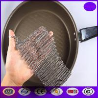 Wholesale Metal Ring Cast iron scrubber from china suplier from china suppliers