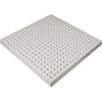 Wholesale Sound Absorbing Wooden Perforated Acoustic Panel from china suppliers