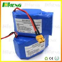Wholesale Self Balancing Electric Scooter Battery 36V 4400Mah 10S2P Rechargeable from china suppliers