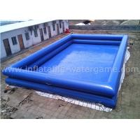 Wholesale Rectangular Inflatable Swimming Pool from china suppliers