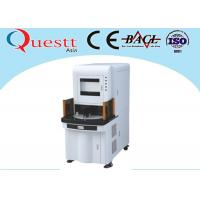 Wholesale 7000mm / S Laser Beam UV Laser Marking Machine 0.01 - 0.2mm Depth For Digital Product from china suppliers
