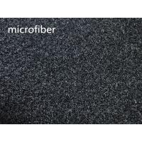 Quality 100% Black Polyester Velcro Loop Fabric 150cm width For Self Advensive Velcro Sticky Loop for sale