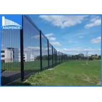 Wholesale Residential 358 Anti Scaling Fence Top Security Spikes With 76.2*12.6mm Mesh from china suppliers