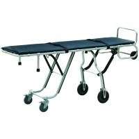 Wholesale Corpse Trolley Mortuary Equipment 1000lb Multi Level One Man Control Mortuary Cot from china suppliers