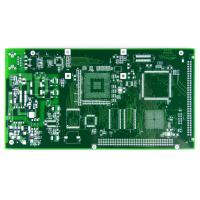Wholesale 1.2mm FR4 multilayer HDI PCB with ENIG surface finish  for automobile application from china suppliers