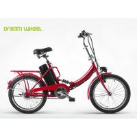 Wholesale Battery Powerd Folding Electric Bike Long Distance Electric Folding Bicycle from china suppliers