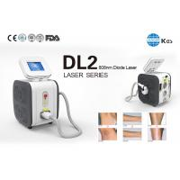 Quality New Tech TEC Cooling System Germany Bars 808 Diode Laser Hair Removal Machine For Beauty Salon for sale