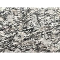 Wholesale Spary White sea wave Granite Kitchen Island , Polished granite countertops from china suppliers