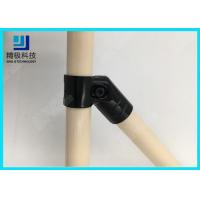 Wholesale 45 Degree Angled Pipe Connector Flexible Pipe Joint For Diy Pipe Rack HJ-9 from china suppliers
