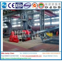 Wholesale MCLW12HXNC Wind tower manufacturing Hydraulic CNC Plate rolling machine from china suppliers