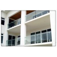 Wholesale High Quality Frameless Tempered Glass Railing / Balustrade with Low Price from china suppliers