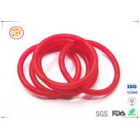 Wholesale Red Acid Resistance Ageing Resistance EPDM Customized O Rings For Chemical from china suppliers