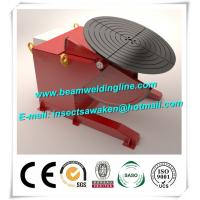 Wholesale Bench Top Pipe Welding Positioner , Tilt And Rotate Positioner Welding Turntable from china suppliers