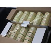 Wholesale Light Yellow Liner Material Fiber Packing Tape High Temperature Resistant from china suppliers