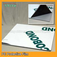 Wholesale Medium Adhesive Strength Sheet Metal Protective Film 30M - 2000M Width from china suppliers