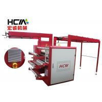 Wholesale Double Side Roll To Roll Lanyard Heat Press Machine , Printing Speed 1-8m/min from china suppliers
