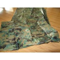 Wholesale camo/green reversible polyethylene tarpaulin from china suppliers