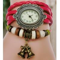 Wholesale Fashion Woman Watch Bell Pendant Bracelet Design Watch Ladies Watch from china suppliers